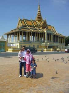 Gambar di Phnom Penh